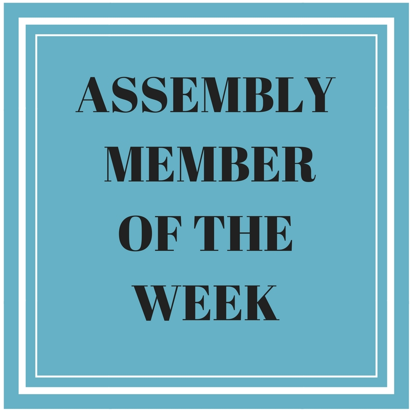 Assembly member of the week